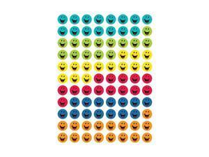 Creative Teaching Press CTP7177 Bright Smiles Hot Spot Stickers