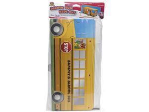 Penn Plax SAM492 School Bus Toy - Large