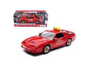 Greenlight 12859 1987 Pontiac Firebird Trans Am GTA Talladega 500 Pace Car Nascar 1-18 Diecast Model Car