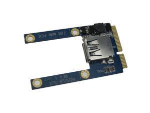 Mini PCIe USB 2.0 Adapter Mini PCI-E To USB 2.0 Card