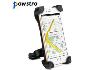 Universal 360 Degree Rotation Bike Bicycle Motorcycle Handlebar Clip Stand Phone Holder ...