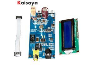 AK4118 digital receiver board module SPDIF AES turn I2S Sampling rate with LCD display Up to 24 192  G3-013