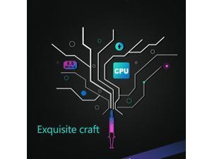 PcCooler GT-1 8g Thermal Grease Aluminum Heatsink Thermal Paste CPU Cooler gray & black