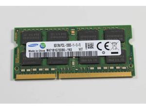 M471B1G73DB0-YK0 Samsung 8GB DDR3 PC3L-12800S Laptop Sodimm Memory RAM
