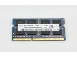 8GB PC3-12800 DDR3 1600MHZ 1.35V SODIMM Memory HMT41GS6BFR8A-PB N0
