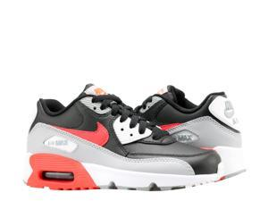 984e7ad7c873da Nike Air Max 90 LTR (GS) Grey Crimson-Black Big ...