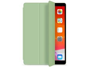 """iPad Case for Apple iPad 7th Generation 10.2"""" 2019 / iPad 10.2 A2197 A2198 Case Slim Lightweight Smart Shell Stand Cover, Rose Gold Auto Wake/Sleep Back Protector"""