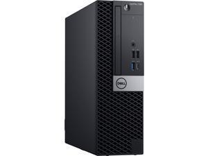 Dell Optiplex 7060 Small Form Factor (SFF) Desktop, Intel Core 8th Gen i5-8500, 8GB RAM, 240GB SSD, Win 10 Pro