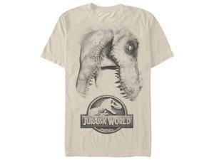 61605c0d773a Jurassic World  Fallen Kingdom Fallen Kingdom T. Rex Bite Mens Graphic T  Shirt