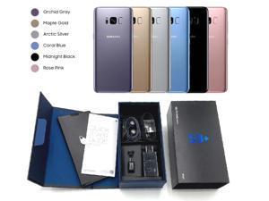 OEM BOX - Samsung Galaxy S8 Plus - Unlocked CDMA / GSM