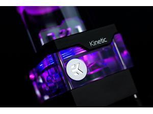 EK-Quantum Kinetic TBE 160 DDC PWM D-RGB - Plexi