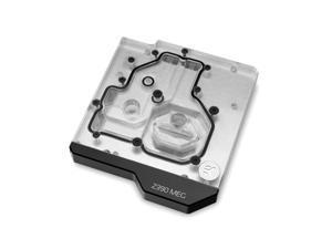 EKWB EK-Momentum MSI Z390 MEG Ace Monoblock, Digital RGB, Nickel/Plexi