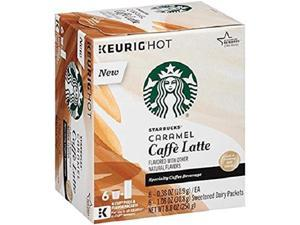 Starbucks Caramel Caffe Latte Keurig K-Cups
