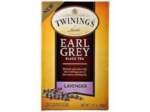 Twinings Of London Earl Grey Lavender Tea