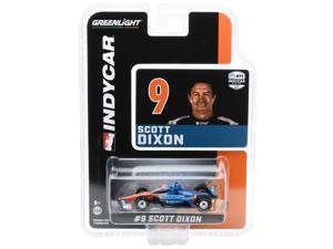 "Dallara IndyCar #9 Scott Dixon ""PNC Bank"" Chip Ganassi Racing ""NTT IndyCar Series"" (2020) 1/64 Diecast Model Car by Greenlight"