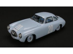 Mercedes 300 SL #20 Blue Grand Prix of Bern 1952 Limited to 1500 pieces Worldwide 1/18 Diecast Model Car by CMC