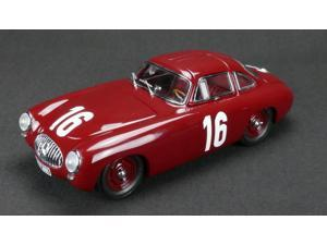 Mercedes 300 SL #16 Red Great Price of Bern 1952 Limited Edition of only 1500 Pieces Worldwide 1/18 Diecast Model by CMC