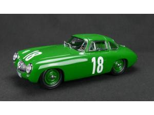 1952 Mercedes 300 SL Great Price of Bern GP #18 Karl Kling Limited Edition to 1500pcs 1/18 Diecast Model Car  by CMC