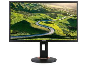 "Acer XFA240 BMJDPR 24"" Full HD 1920x1080 144Hz 1ms AMD FreeSync Built-in Speakers DVI HDMI DisplayPort Backlit LED Gaming Monitor"