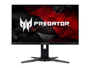 """Acer Predator XB272 BMIPRZ 27"""" Full HD 1920 x 1080 1ms 240Hz HDMI DisplayPort Built-in Speakers NVIDIA G-SYNC LED Backlit LCD Gaming Monitor"""