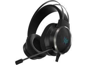 Acer Predator Galea 300 Gaming Headset - Black with Omni-directional Boom Mic