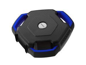 Ion Audio Wave Rider Waterproof Floating Bluetooth Speaker w/LED Illumination & FM Radio (Blue)