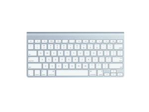 Apple A1314 Bluetooth Wireless Aluminium Slim Keyboard w/ warranty!