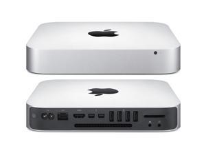 Apple Mac Mini A1347 MGEM2LL/A Late-2014 Desktop PC w/Core i5-4260U 1.4GHz 4GB 500GB HDD