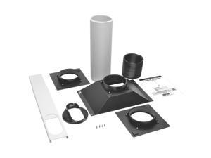 Tripp Lite SRCOOL7KDUCT Exhaust Duct Kit For Rackmount Cooling Unit - Rack Air Duct Kit - Black