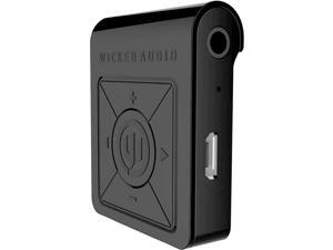 3d2c1c38f6d Wicked Audio Reach Bluetooth Receiver - Makes Any Wired Headphone or Earbud  Wireless ...