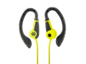 Wicked Audio WI-3251 Fight Noise Isolation Earbuds - Lime
