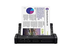 Epson WorkForce ES-200 Color Portable Document Scanner with ADF for PC and Mac, Sheet-fed and Duplex Scanning