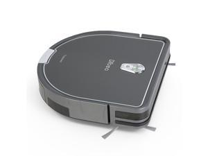Dibea Robot Vacuum Cleaner with Mopping Water Tank, 1200pa High Suction, Self-Charging and Drop-Sensing Robotic Vacuum for Pet Hair & Hard Floors DT966 (send from US)