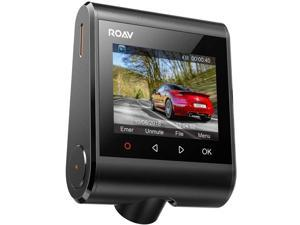 Roav DashCam S1, by Anker, Dash Cam, Dashboard Camera, Full HD 1080p Resolution, 60 fps, Nighthawk Vision, Sony Starvis Sensor, Built-in GPS, Wi-Fi, Wide-Angle Lens