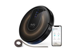 eufy by Anker, RoboVac G30 Edge, Robot Vacuum with Smart Dynamic Navigation 2.0, 2000Pa Suction, Wi-Fi, Boundary Strips, for Carpets and Hard Floors.