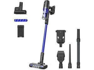 eufy by Anker, HomeVac S11 Infinity, Handstick Vacuum Cleaner, Lightweight, Cordless, 120AW Suction Power, Deep Clean Carpet to Hard Floor, Additional Detachable Battery