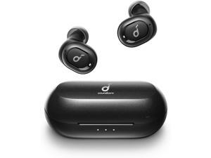 Upgraded, Anker Soundcore Liberty Neo True Wireless Earbuds, Pumping Bass, IPX7 Waterproof, Secure Fit, Bluetooth 5 Headphones, Stereo Calls, Noise Isolation, One Step Pairing, Sports
