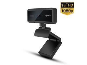 LUOM S3 Full HD Webcam,USB Web Cam with MIC 5 Million pixels HD Webcam Web Camera Cam 360°,USB Web Camera Widescreen Video Calling and Recording,for Streaming, Game Recording with PC, Laptop, Desktop