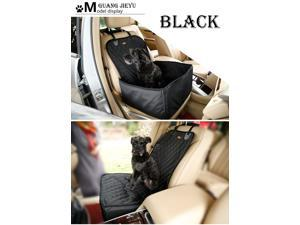 Beststar Pet Car Seat Cover, 2 IN 1 Deluxe Car Seat Cover with New Non-slip Pads for Pets - Machine Washable and Waterproof 900D Oxford Quilted Fabric-Perfect for Cars, SUVs and Trucks