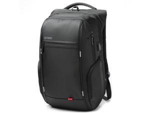 DOBG 15.6 Inch Laptop Backpack with USB Port,LUOMs Nylon Water-Resistant Work Laptop Rucksack College Shoulder Back Pack Travel Bag Hiking Knapsack For 15 - 15.6 Inches Laptop Notebook Computer