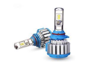 9006/HB4 70W LED Headlight Bulbs All-in-One Conversion Kit,7200 Lumen (6000K Cool White)