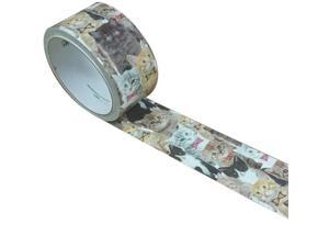 Kitty Kitty Duck brand Duct Tape 1.88 inch x 10 yds