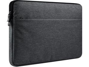 "CCPK 15.6"" Laptop Case 15.6 inch Compatible with 16 inch MacBook Pro Sleeve Hp 15.6 Laptop Bag Cover Skin Lenovo Computer Acer Aspire 5 Chromebook Nitro Predator Helios Dell Inspiron 15 Alienware Grey"