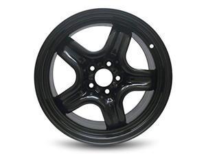 Chevrolet Malibu Saturn Aura Pontiac G6 17 Inch 5 Lug Steel Rim/17x7 5-110 Steel Wheel