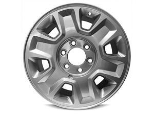 New 17x7.5 Inch Ford F150 (09-14) Silver Replacement Alloy Wheel Rim 87.1mm Center Bore 44mm Offset