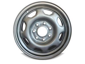 New 17x7.5 Ford F150 (10-14) 7 Lug 8 Holes Chrome Full Size Replacement Steel Wheel Rim