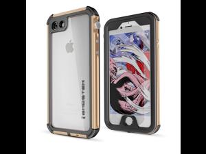 iPhone 7 Waterproof Case, Ghostek® Atomic 3 Series | Slim Hybrid Impact Defender Premium