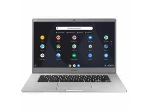 "Samsung XE350XBA-K04US-RB Chromebook 4+ Platinum 15.6"" FHD N4000 4GB 32GB Chrome"