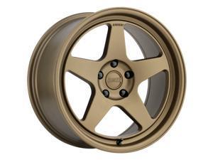 Kansei Wheels K12B Knp 18x9 5x120 et Bronze wheel