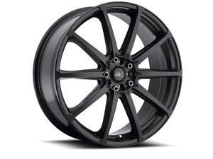 5x4.5 42mm ICW Racing 213MB Osaka Machined Black 18x7.5 5x100 213MB-8751842